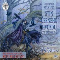 Stín Černého hvozdu - audio