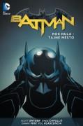 Batman: Rok nula - Tajné město (brož.)