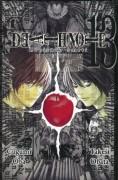 Death Note - Zápisník smrti 13 - Jak číst Zápisník smrti