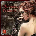 The gothic art of Victoria Francés - 2016 Calendar