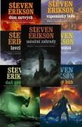 Malazská Kniha padlých - komplet 1-10