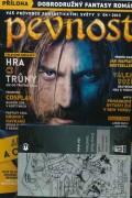 Pevnost 04/2013 + kniha Cesta Rudé tanečnice 2