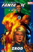 Ultimate Fantastic Four 1 - Zrod