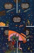 Stopařův průvodce Galaxií 1-5 -komplet