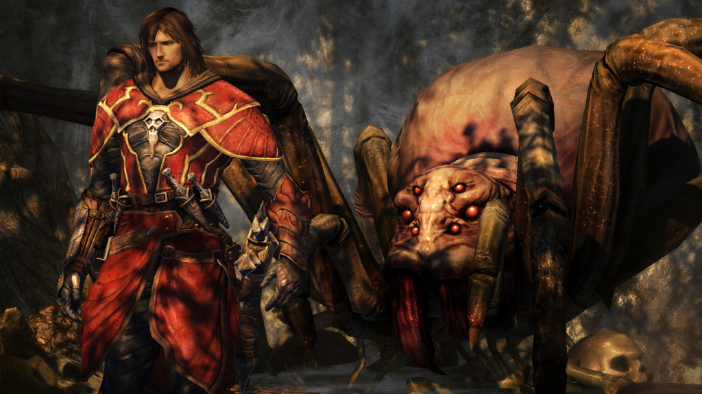 Castlevania - Lords of Shadow 4