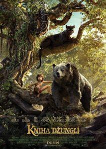 Kniha džunglí plakát