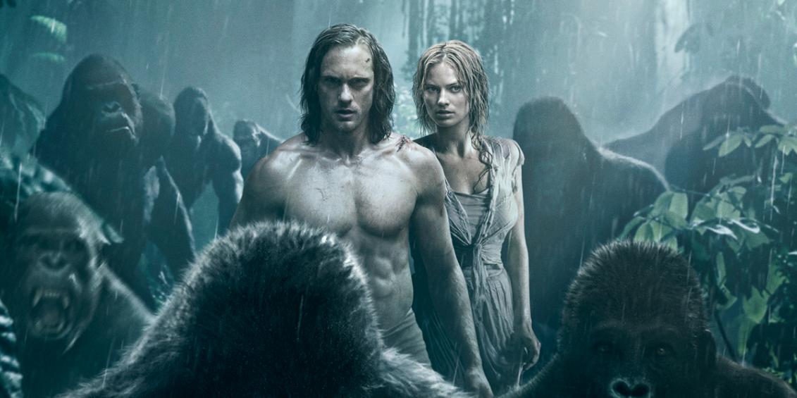 Tarzan (slider)