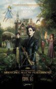 Sirotčinec slečny Peregrinové pro podivné děti - film. obálka