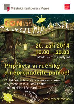 coniáš plakát