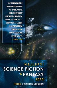 Nejlepší science fiction a fantasy 2010 - Jonathan Strahan (ed.)
