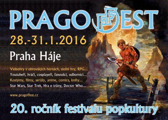 pragoffest 2016 poster