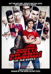 Scott Pilgrim proti zbytku světa - plakát