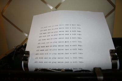 typewriter Jack