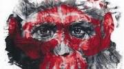 Ohnivá bouře překlenuje propast mezi dvěma opičími filmy