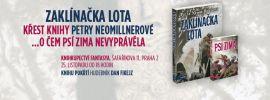 Křest a autogramiáda české Zaklínačky