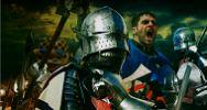 Bojovníci ve středověké zbroji se utkají na Petříně