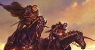 Cesta patriarchy: třetí díl akční fantasy trilogie Žoldáci