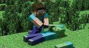 Román z prostředí kultovní videohry Minecraft