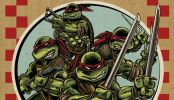 Želvy Ninja jsou zpátky:  v Čechách vychází původní komiks pro dospělé