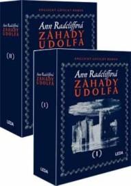 Záhady Udolfa I + II box