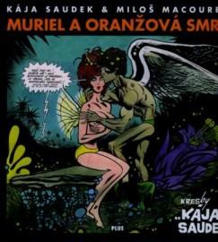 Muriel a oranžová smrt - komiks