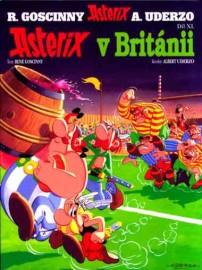 Asterix 11 - Asterix v Británii