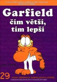 Garfield 29 - Čím větší, tím lepší