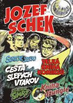 Velká kniha komiksů - Jozef Schek