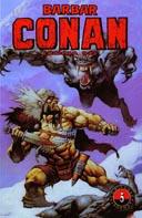 Barbar Conan II - Comicsové legendy 5