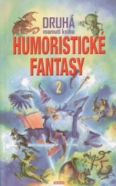 Druhá mamutí kniha humoristické fantasy