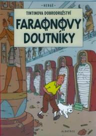 Tintinova dobrodružství - Faraonovy doutníky