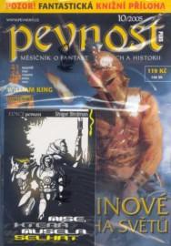 Pevnost 10/2005 + kniha Mise, která musela selhat