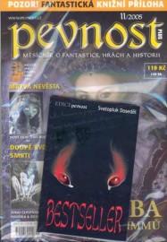 Pevnost 11/2005 + kniha Bestseller