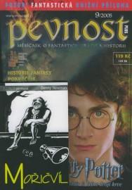 Pevnost 9/2005 + kniha Mořičvíl