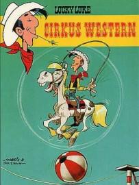 Lucky Luke - Cirkus western