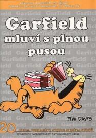 Garfield 20 - Garfield mluví s plnou pusou