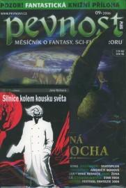 Pevnost 9/2006 + kniha Silnice kolem kousku světa
