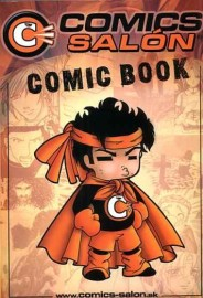 Comic salon - Comic book