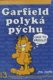Garfield 13 - Garfield polyká pýchu