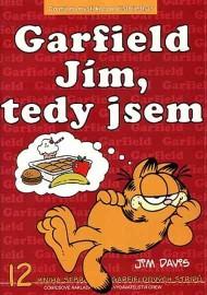 Garfield 12 - Jím, tedy jsem