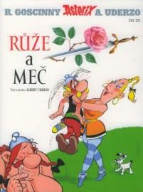 Asterix 29 - Růže a meč
