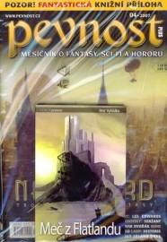 Pevnost 04/2007 + kniha Meč z Flatlandu