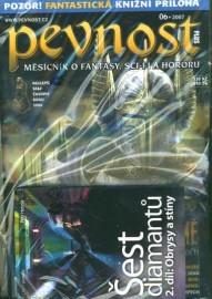 Pevnost 06/2007 + kniha Šest diamantů 2 - Obrysy a stíny