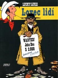 Lucky Luke - Lovec lidí