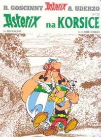 Asterix 23 - Asterix na Korsice