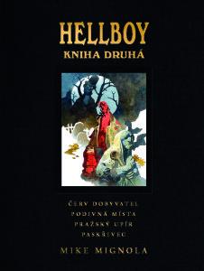 Hellboy 2 - Obálka