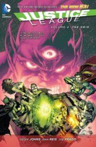 10 Justice League 4