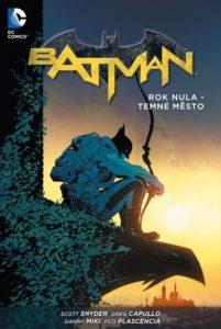 Batman: Rok nula - Temné město (váz.)