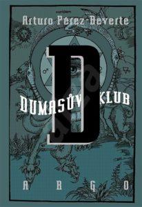 Dumasův klub (cover)